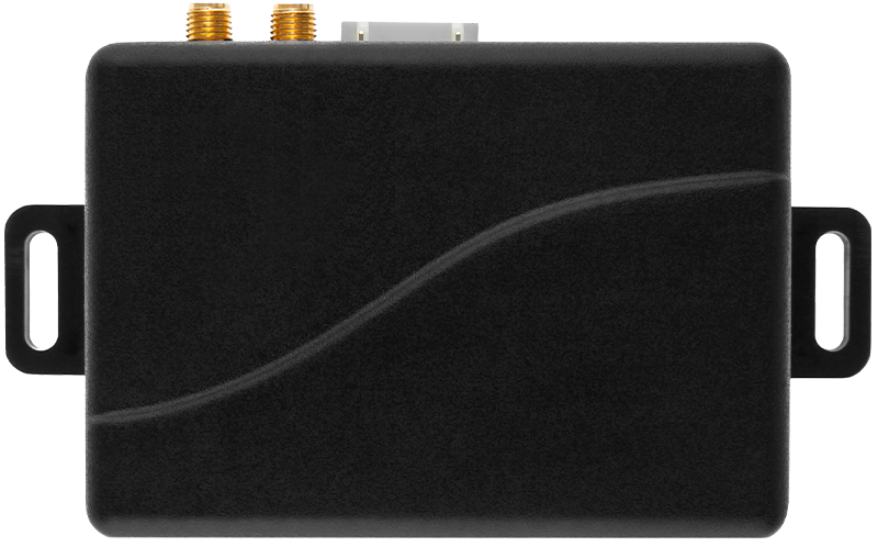 Terminal GPRS S8.5 - from the top